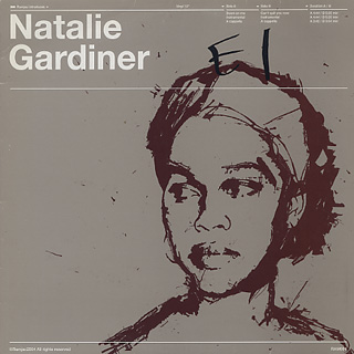 Natalie Gardiner / Down On Me / Can't Quit You Now