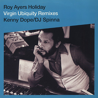 Roy Ayers / Holiday (Virgin Ubiquity Remixes)