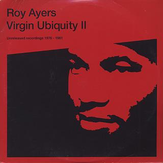 Roy Ayers / Virgin Ubiquity II(Unreleased Recordings 1976-1981)