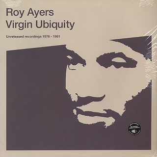 Roy Ayers / Virgin Ubiquity(Unreleased Recordings 1976-1981)