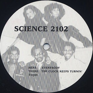 Science 2102 / The Clock Keeps Turnin' back