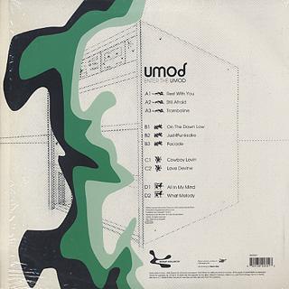 Umod / Enter The Umod back