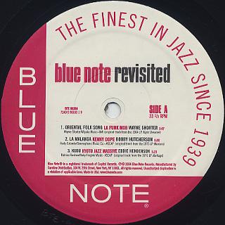 V.A. / Blue Note Revisited (2LP) label