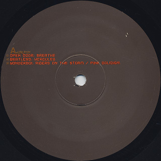 V.A. / Rewind! label