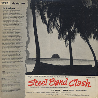 V.A. / Steel Band Clash front