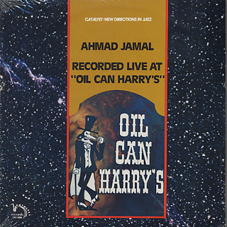 Ahmad Jamal / Recorded Live At Oil Can Harry's front