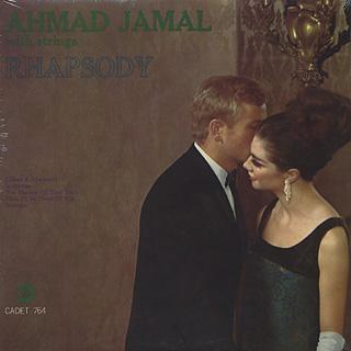 Ahmad Jamal / Rhapsody