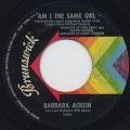 Barbara Acklin / Am I The Same Girl c/w Be By My Side