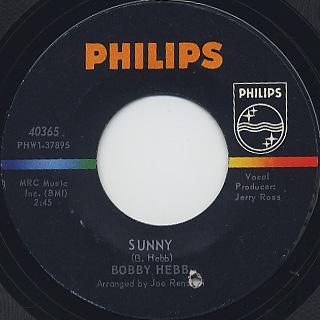 Bobby Hebb / Sunny (7