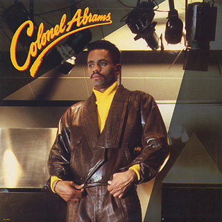 Colonel Abrams / S.T. front