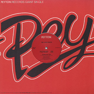 Craig Peyton / The Love Demos