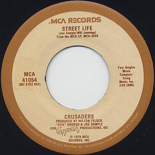 Crusaders / Street Life (45)