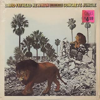 David Fathead Newman / Concrete Jungle
