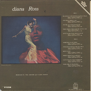 Diana Ross / S.T. back