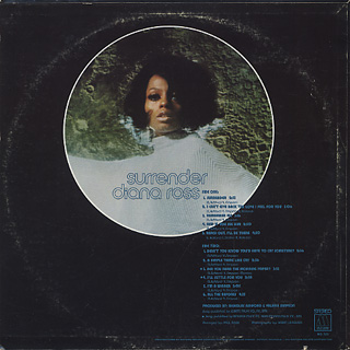 Diana Ross / Surrender back