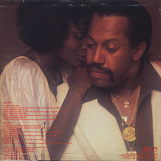 J.R. Bailey / Love And Conversation back