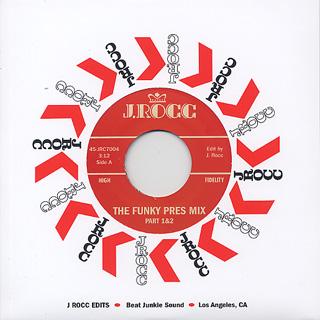 J Rocc / Funky President Edits Vol 4