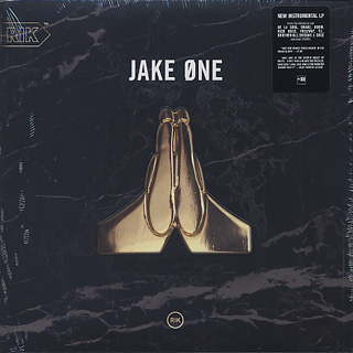 Jake One / Prayer Hands front