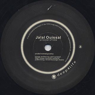 Jalal Ouissal / Prisoner Of Time