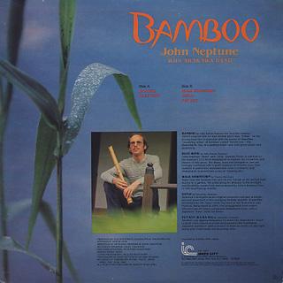 John Neptune With Arakawa Band / Bamboo back