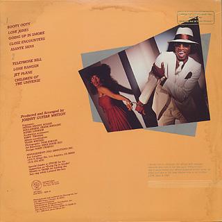 Johnny Guitar Watson / Love Jones back
