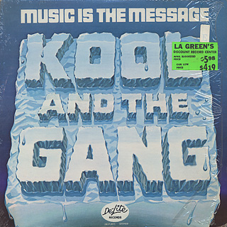 Kool and The Gang / Music Is The Message