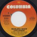 Marlena Shaw / Love Dancin' c/w No One Yet
