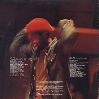 Marvin Gaye / Let's Get It On back