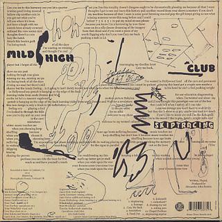 Mild High Club / Skiptracing back