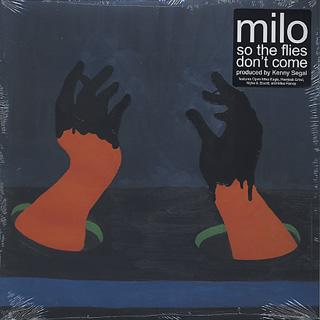 Milo / So The Files Don't Come