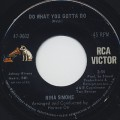 Nina Simone / Do What You Gotta Do c/w Peace Of Mind-1