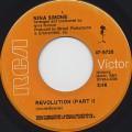 Nina Simone / Revolution Part I c/w Part II