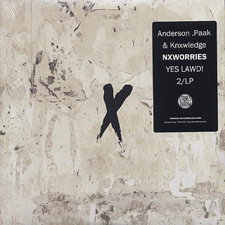 NxWorries (Knxwledge & Anderson .Paak) / Yes Lawd!