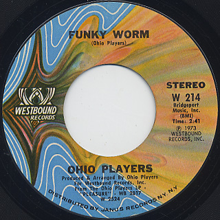 Ohio Players / Funky Worm (7