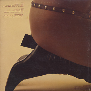 Ohio Players / Skin Tight back