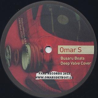 Omar-S / Blown Valvetrane back