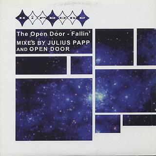 Open Door / Fallin'-1
