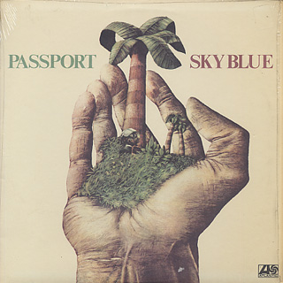 Passport / Sky Blue