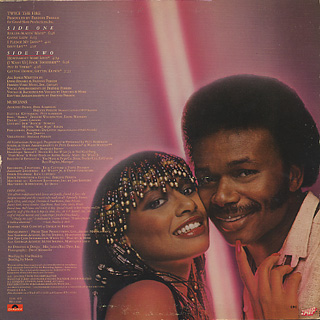 Peaches & Herb / Twice The Fire back