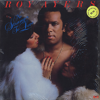 Roy Ayers / No Stranger To Love front