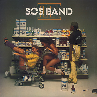 S.O.S. Band / S.O.S. III front