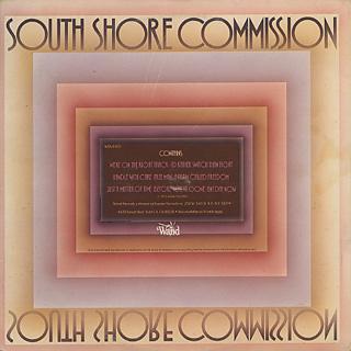 South Shore Commission / S.T. back