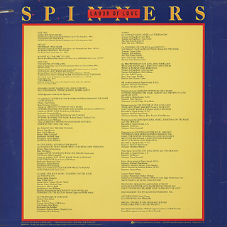 Spinners - Long Live Soul Music