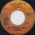 State Dept. / Be Yourself-1