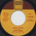 Stevie Wonder / Higher Ground c/w Too High