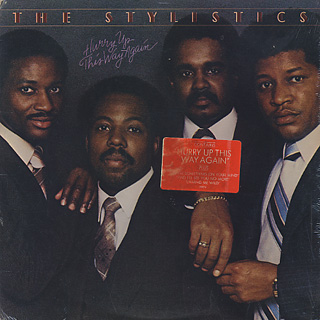 Stylistics / Hurry Up This Way Again