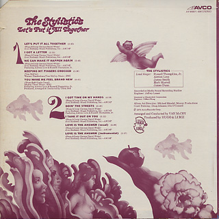 Stylistics / Let's Put It All Together back