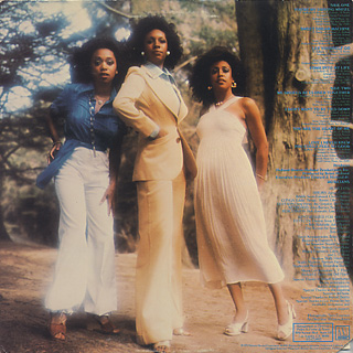 Supremes / Mary, Scherrie and Susaye back