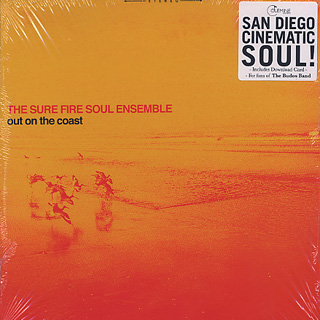 Sure Fire Soul Ensemble / Out On The Coast front
