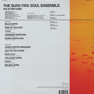 Sure Fire Soul Ensemble / Out On The Coast back